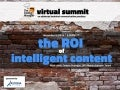 The ROI of Intelligent Content with Mark Lewis, DITA Educator, Quark