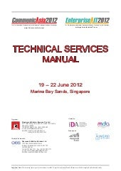 Technical Services Mannual_Communic...