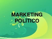 12. marketing político