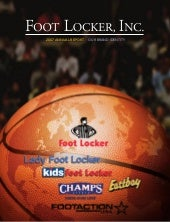 foot locker annual reports 2007
