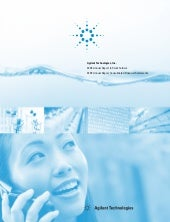 agilent  FY2008_Annual_Report