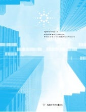 Agilent2006_AnnualReport