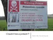 Could it be Poison? By Little