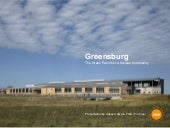 Greensburg | The Green Rebirth of a...