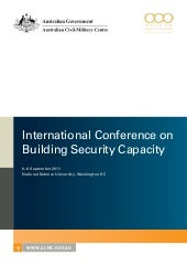 International Conference on Buildin...