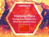 China's Mobile App Market