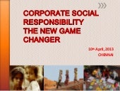CSR as Defined in Section 135 of Th...