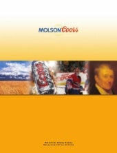 molson coors brewing  2007AnnualRep...