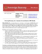 sovereignbank Q2_2008