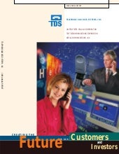 telephone data systems  98ar