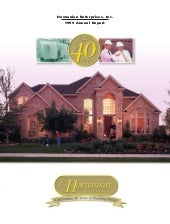 hovnanian enterprises  ar1999