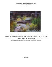 Landscaping with Native Plants of S...