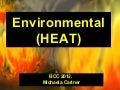 Cartner on Environmental Heat Stress