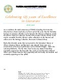 FAMU Libraries Celebrating 125 Years in Literature: 1887-2012