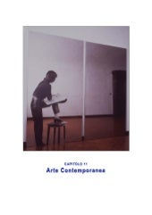 L'arte contemporanea