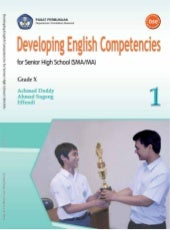 SMA-MA kelas10 developing english c...