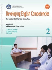 SMA-MA kelas11 developing english c...