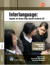 SMA-MA kelas12 interlanguage englis...