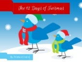 12 Days of Twismas