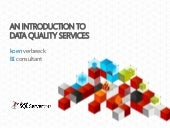 An introduction to Data Quality Ser...
