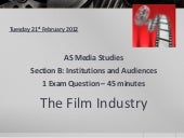 Media AS - Institutions and Audiences