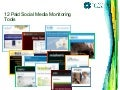 Paid Social Media Monitoring Tools