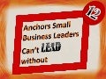 12 Anchors Small Business Leaders Can't Lead Without!