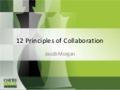 12 Principles of Collaboration
