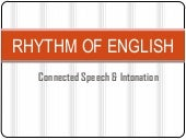 (12) rhythm of english