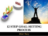 12 Step Goal-Setting Process-Brian ...