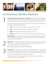 12 step goal_setting_process