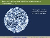 2013 Webinar: Systematic Civic Stew...