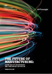 Future of manufacturing: a new era ...
