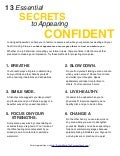 13 essential-secrets-to-appearing-confident