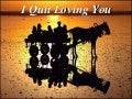 I Quit Loving You - Warda