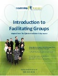 An Introduction to Facilitating Groups - Handout
