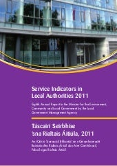 Service Indicators Report on Local ...