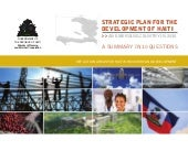strategic plan for development of h...