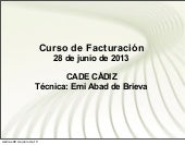 13 06 28 curso de facturacion copia...