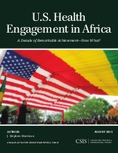 US Health Engagement in Africa: Wha...