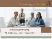 Native Advertising - will the newsp...