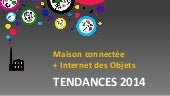Maison connectee + Internet des Obj...
