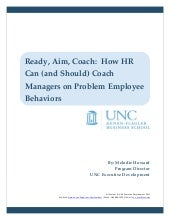 Ready, Aim, Coach: How HR Can (and ...