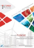 Programme de Tunisia Investment Forum 2013