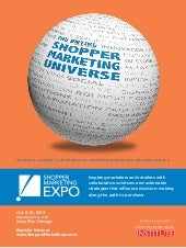 Shopper Marketing Expo 2013 by the ...