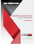 13 mistakes that prevent & destroy multi-sector CSR partnerships