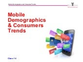 Mobile Demographics and Consumer Trends_Michael Hanley