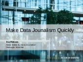 Esa Makinen - Data journalism: Jak ...