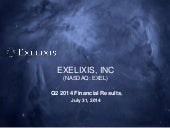 Exelixis, Inc. video
