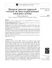 14. Business Process Approach Towar...